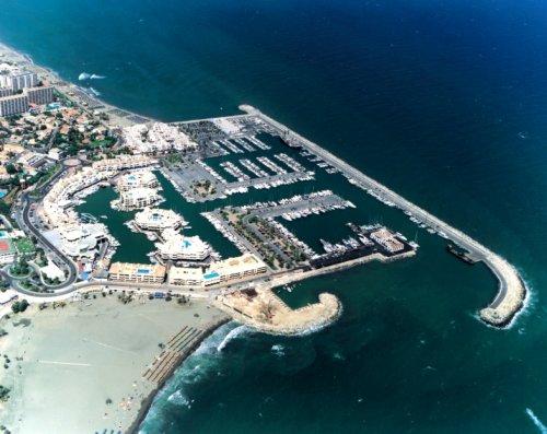 La boiteuse de almerimar benalm dena - Fotografia aerea malaga ...