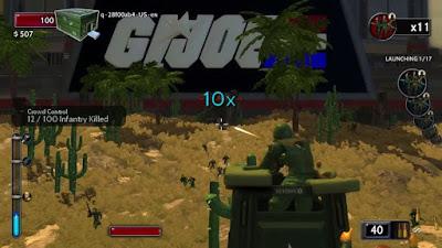 Toy Soldiers: War Chest Screenshot 1