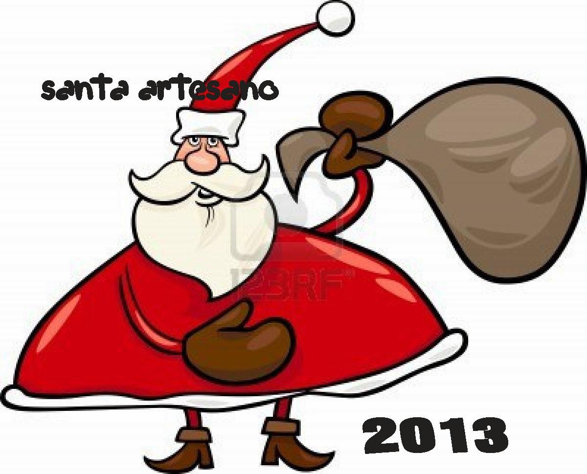 santa artesano 2013