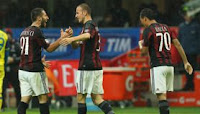 AC Milan vs Chievo Verona 1-0 Video Gol & Highlights