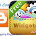 Top 5 Cool Free Blogger Widgets 2013