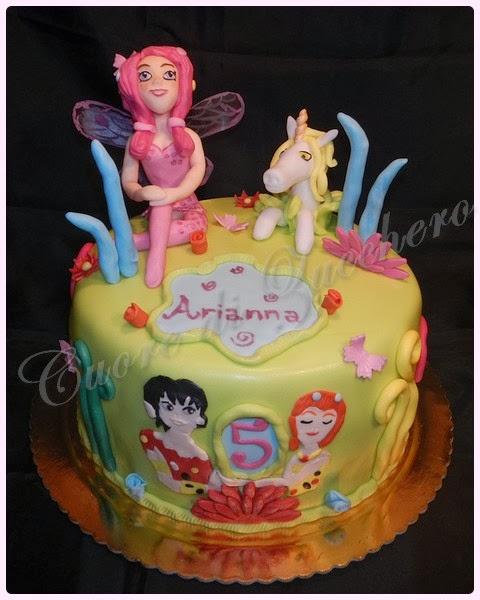 mia & me cake
