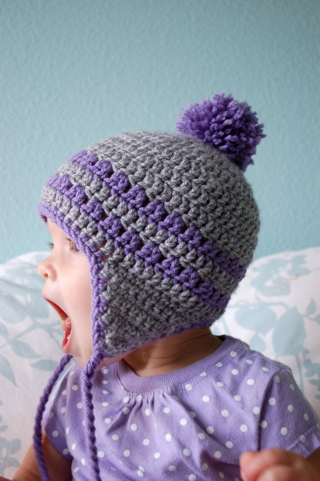 Crochet Dog Earflap Hat Pattern : Hopeful Honey Craft, Crochet, Create: 10 Free Basic ...