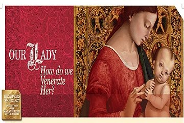 OUR LADY, HOW DO WE VENERATE HER ?