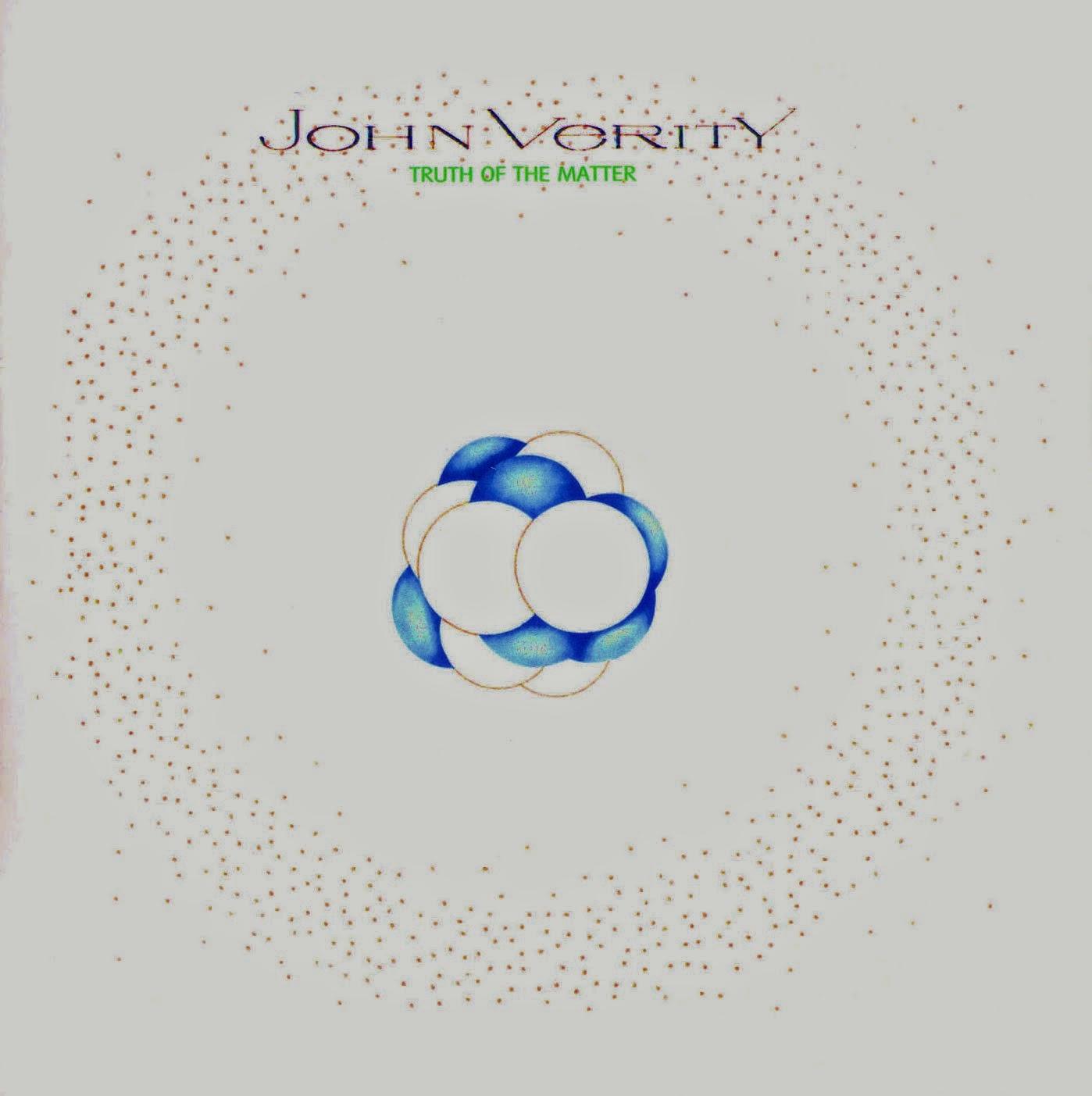 John Verity Truth of the matter 1985