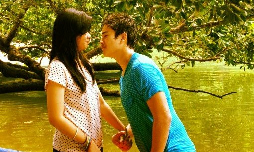 Marco Gumabao is Miles Ocampo's Ideal Boyfriend