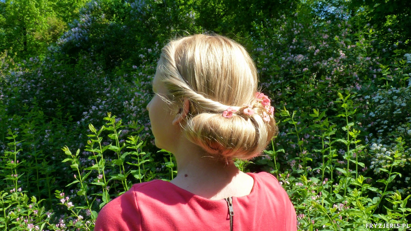 fryzury - upiecie na wypelniaczu 5