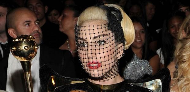 Lady Gaga é proibida de se apresentar em Jacarta (Foto: Getty Imagens)