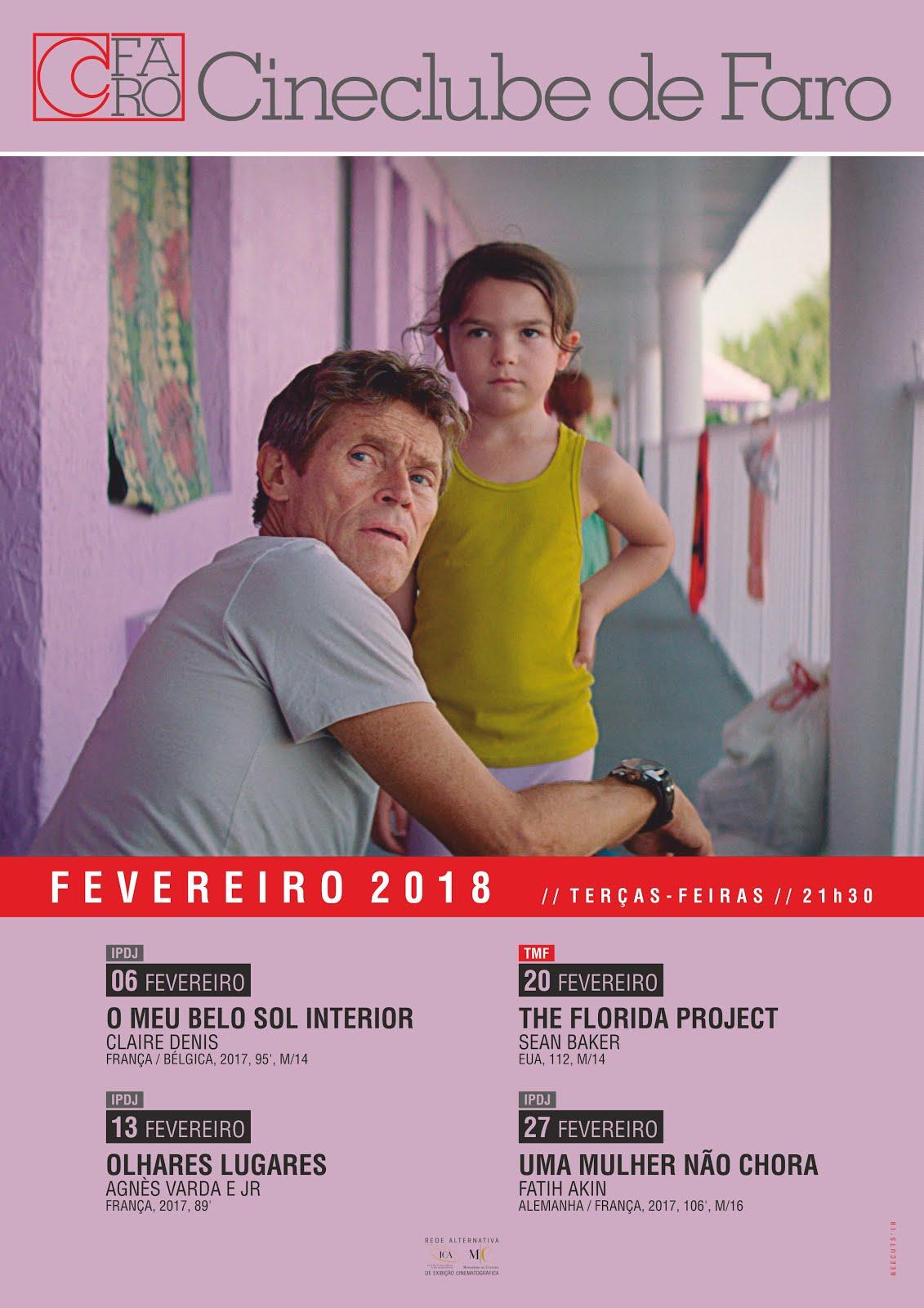 CICLO DO MÊS // FEV'18