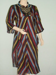 Model Baju Muslim Terbaru, Trend Baju Gamis 2012
