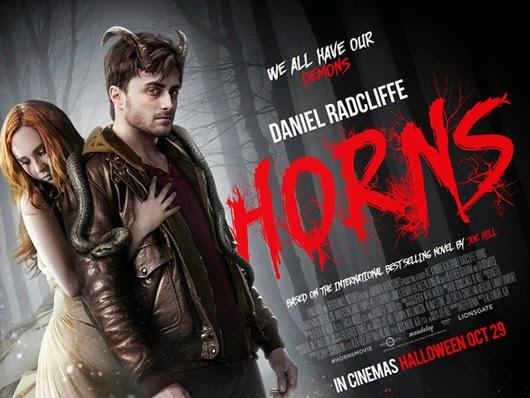 Nuevo póster y tercer y más llamativo tráiler de 'Horns'