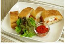 Roll Sandwich Telur
