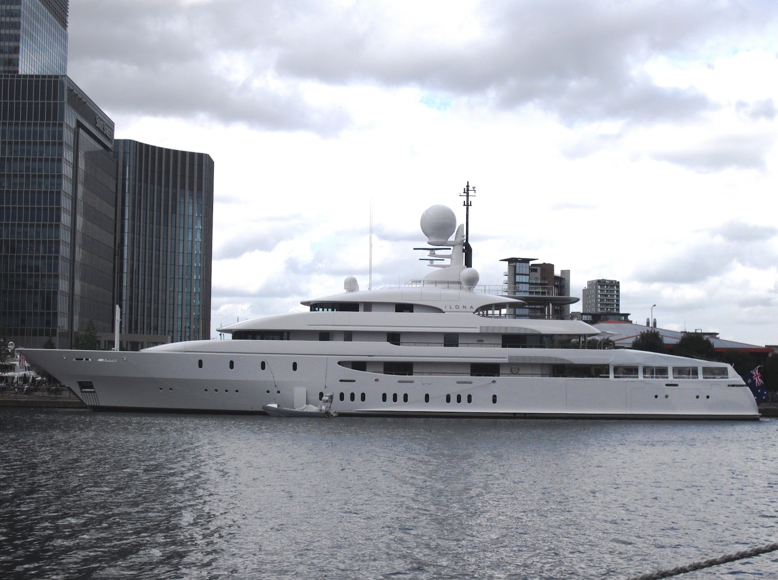 life after money  my super yacht in london