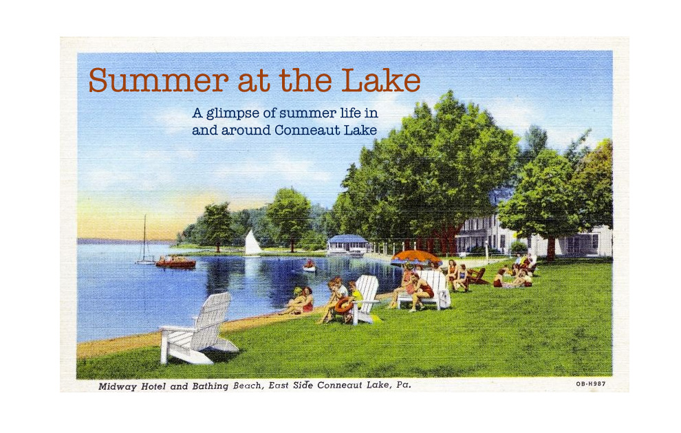 Summer at the Lake