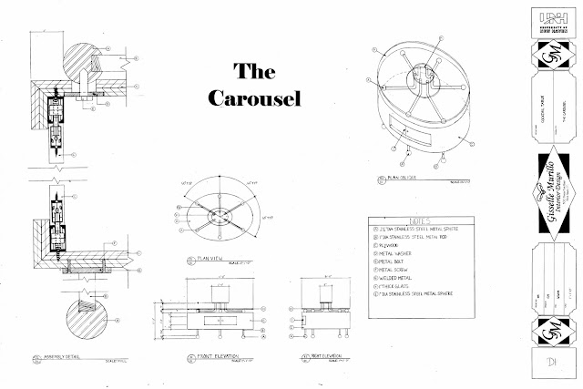 gisselle murillo  architectural drafting  misc