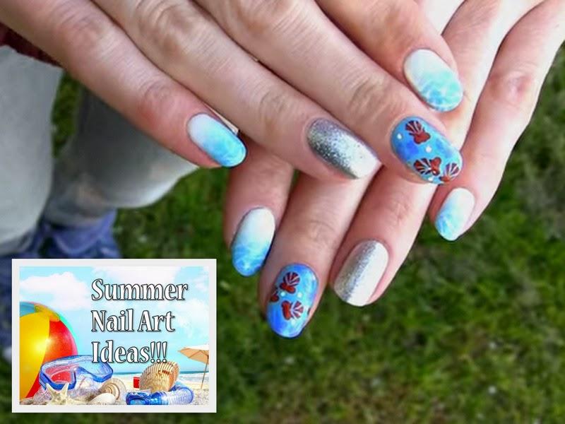 Video Of The Week: Summer Nail Art