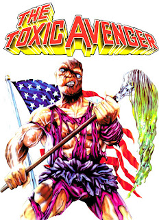 The Projection Booth: Episode 69: The Toxic Avenger