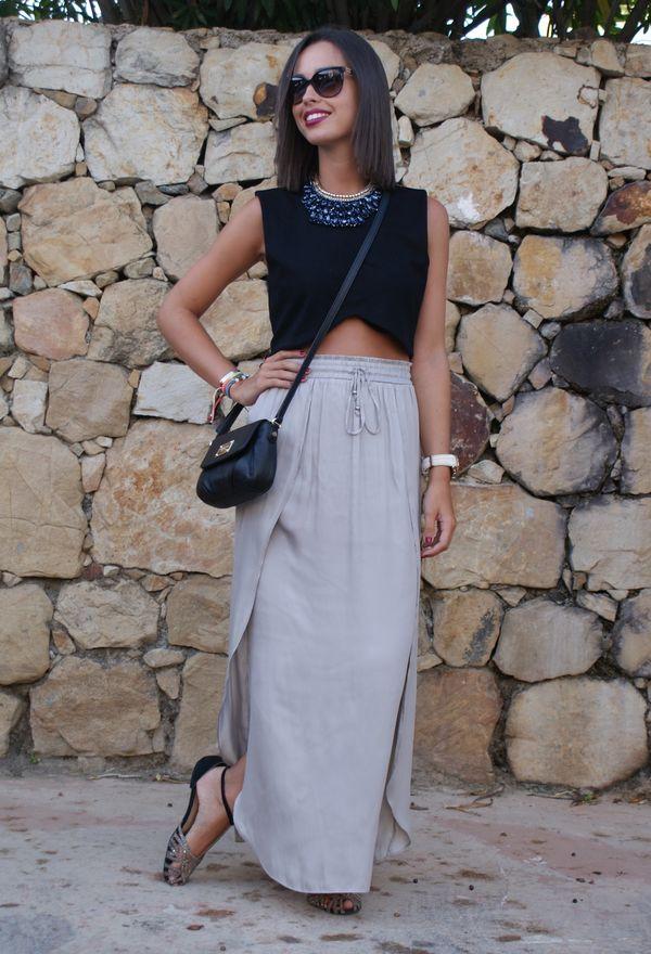 Moda en faldas