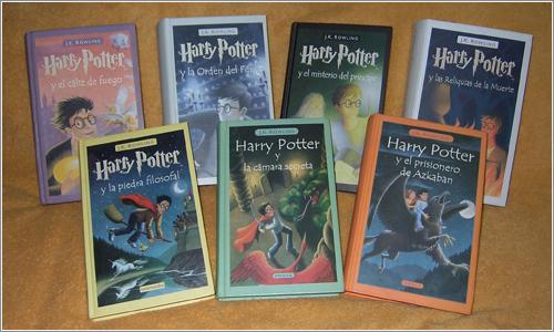 """La saga de Harry Potter en peligro de """"revisión""""."""