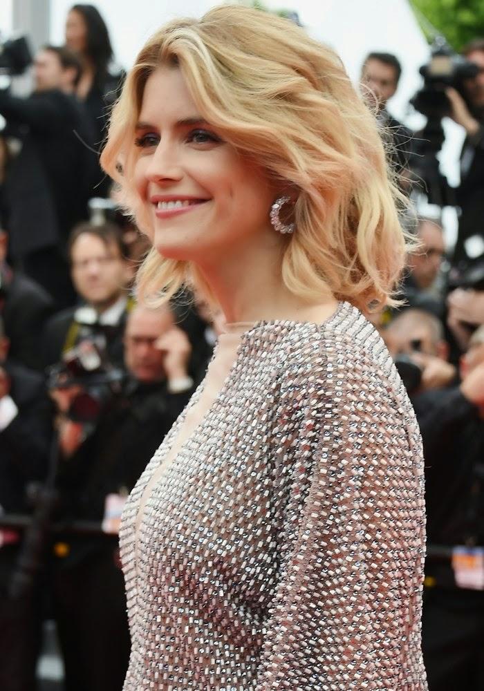 De nieuwste kapsels en haar trends herfst winter 2016 - Halflange Kapsels Blond