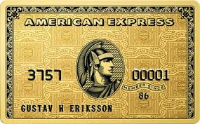 Air India American Express Gold Card