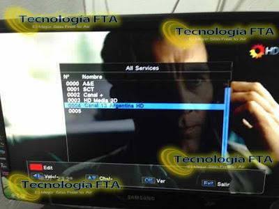 IPTV en Azbox Thunder 09 Septiembre 2013