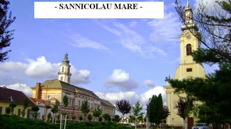 Sannicolau Mare este cel mai vestic oras al Romaniei si al judetului Timis