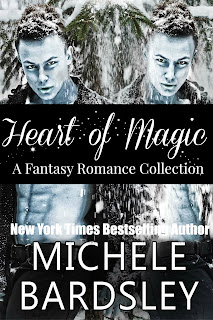 Heart of Magic is a fantasy romance collection by Michele Bardsley.