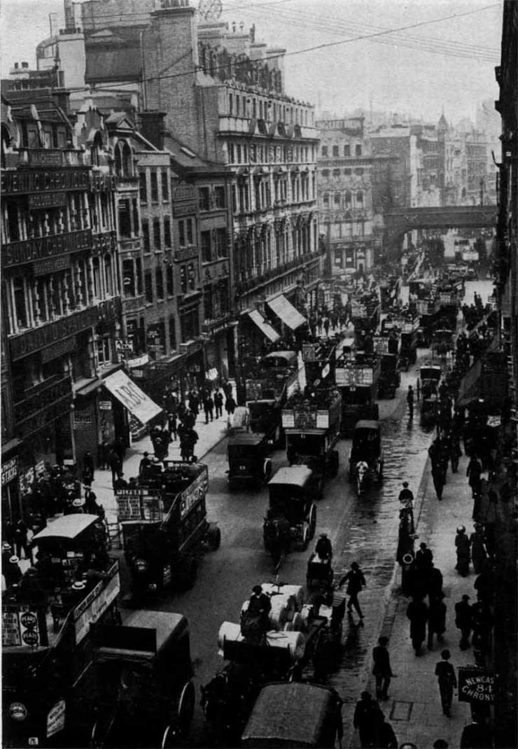 london in the 1920s vintage everyday