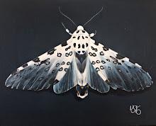 Korennon Kuiskaus- blogi maalauksistani