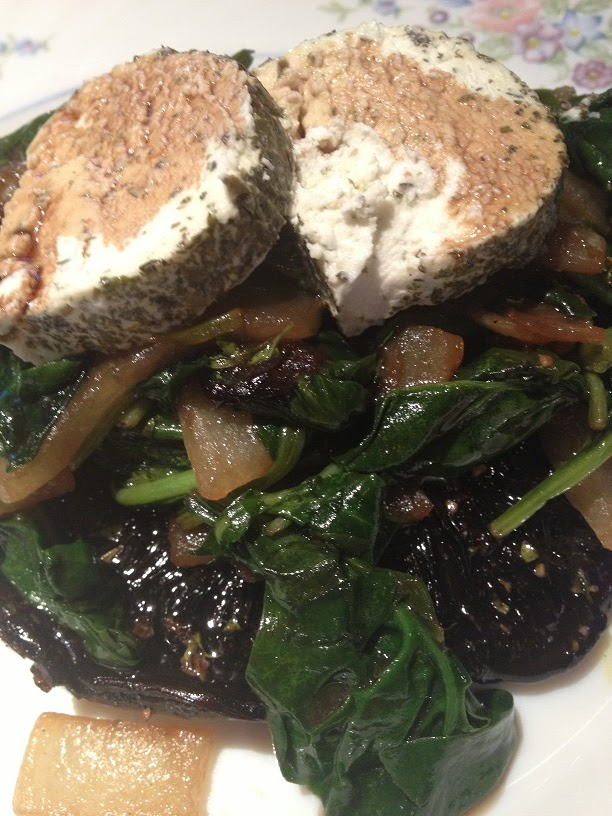 Janine's Real Food Recipes: Grilled Portobello Mushrooms ...