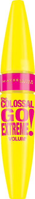Maybelline Mascara the Colossal Go Extreme!