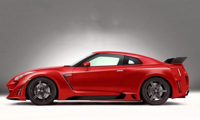car i 2013 Nissan GT-R Aloof 01-R Version 2.0 by Abflug