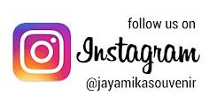Instagram : @jayamikasouvenir