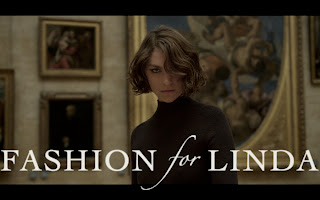 Arizona Muse in the new Louis Vuitton TV ad