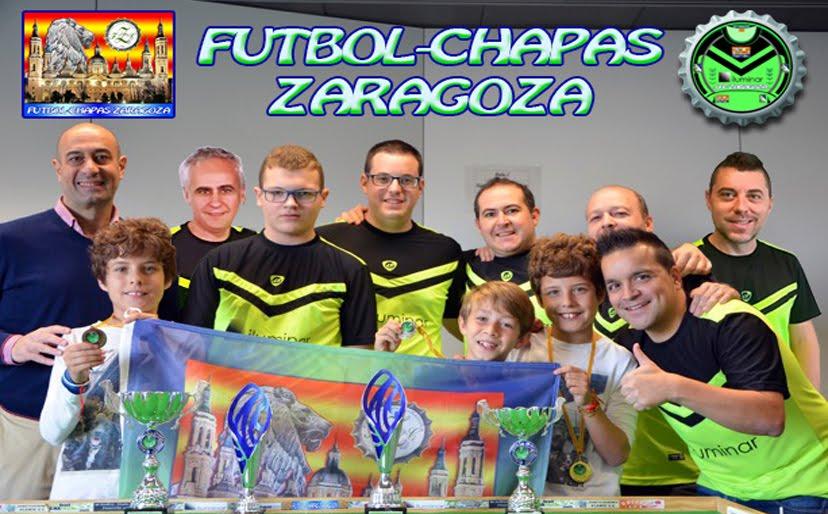 Fútbol-Chapas Zaragoza