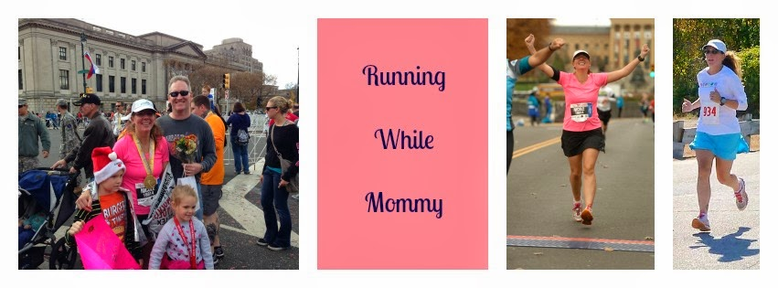 Running While Mommy