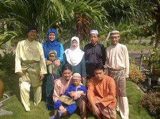 Keluargaku, Syurgaku...