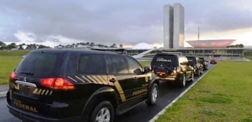 PF prende nas dependências do Senado, homem de confiança de Renan Calheiros