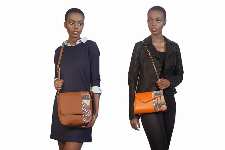African print fashion by mefie
