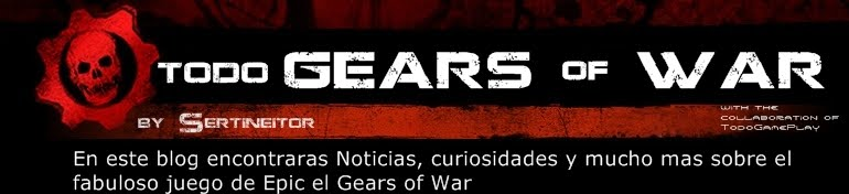 Todo Gears of War