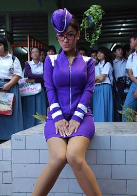 foto seksi Jupe julia perez hot terbaru 2011