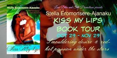 Kiss My Lips - Tour Banner