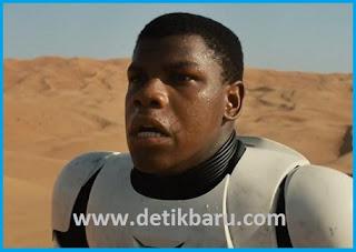 John Boyega di Star Wars 7