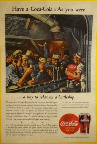 Vintage Advertising Some Early Coca Cola Print Ads