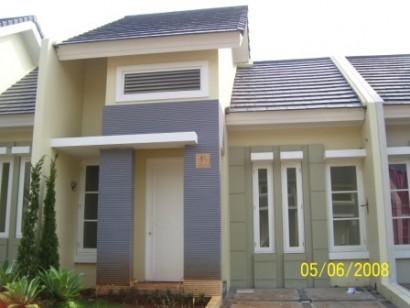 cat rumah minimalis on Contoh Desain Rumah Minimalis - Blog Syakeela