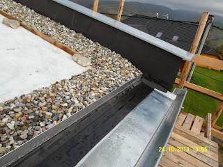 Oplechování střechy svépomocí