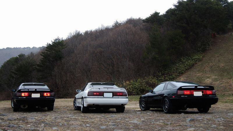 Toyota Supra A70 MK3, rasowe sportowe samochody, zdjęcia