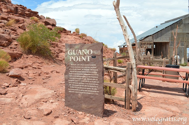 giornata al grand canyon guano point