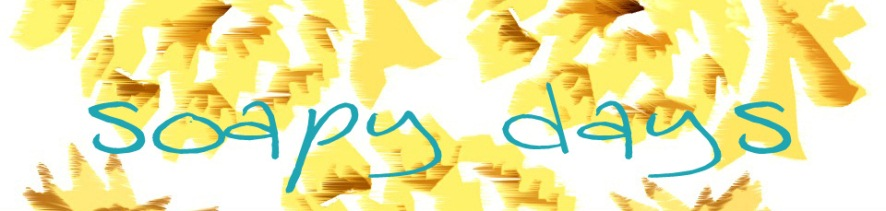 soapy days   a review blog